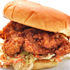 CRISPY FRIED CHICKEN BREAST SUB