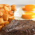 SIRLOIN STRIP STEAK & EGGS