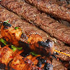 SHISH KEBAB AND TAWOOK COMBO